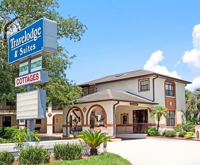 Exterior of Travelodge Suites St Augustine Old Town