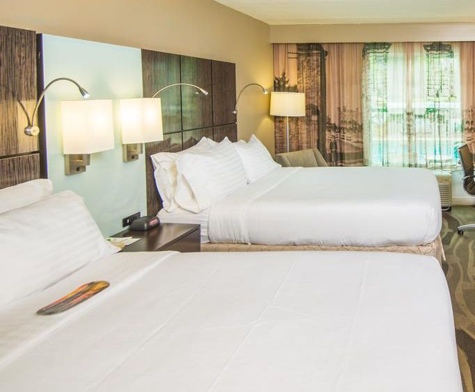 Room Photo for Holiday Inn Hotel  Suites St Augustine-Hist District