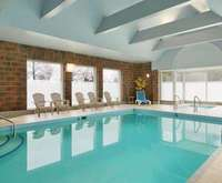 Travelodge Hotel Vancouver Airport Indoor Swimming Pool