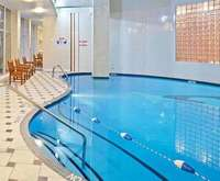 Holiday Inn Hotel & Suites Vancouver Downtown Indoor Pool