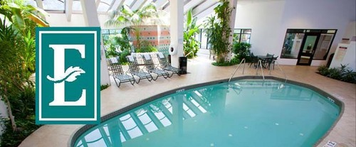 Embassy Suites Richmond - The Commerce Center Indoor Swimming Pool