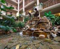 Embassy Suites Richmond - The Commerce Center Dining Photo