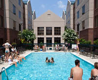 Outdoor Swimming Pool of Homewood Suites by Hilton® Richmond-West End/Innsbrook