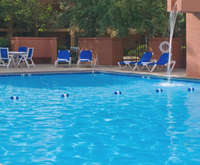 Outdoor Swimming Pool of Crowne Plaza Colorado Springs