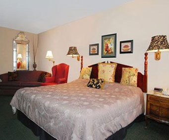 Rodeway Inn Manitou Springs Room Photos