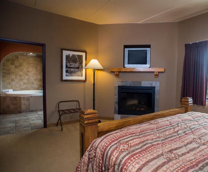 Room Photo for Chula Vista Resort and Indoor  Outdoor Waterparks