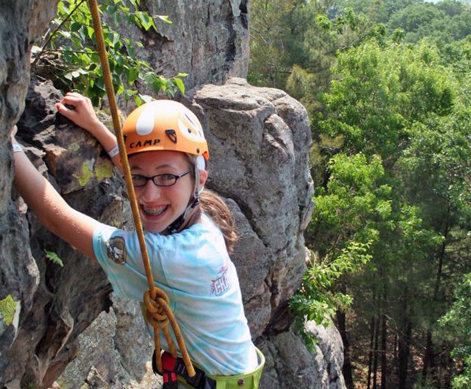 Learn how to Climb with wisconsin Dells Rock Climbing