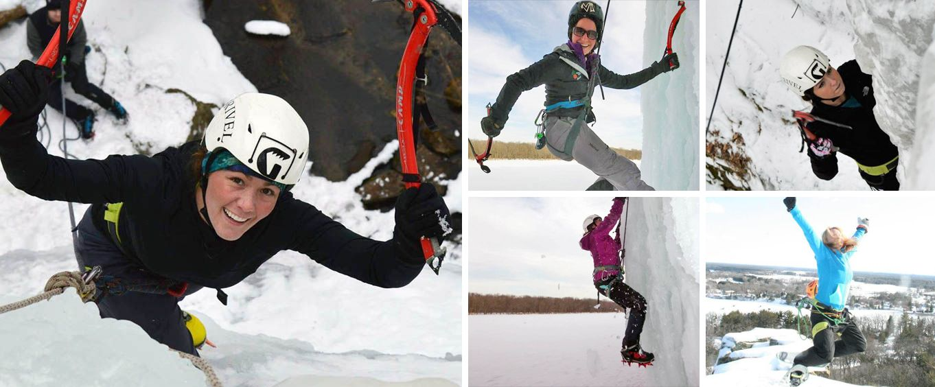 Incredible Experiences with an Ice Climbing Tour