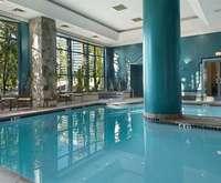 Hilton Suites Phoenix Indoor Pool