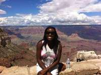 at the Grand Canyon
