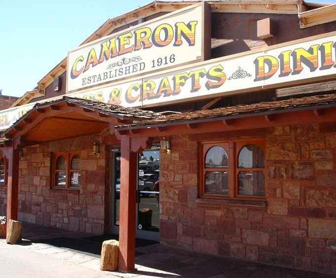 Cameron Store with the Grand Canyon and Navajo Reservation Full Day Tour
