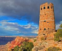 Desert View Watchtower with the Grand Canyon and Navajo Reservaton Full Day Tour