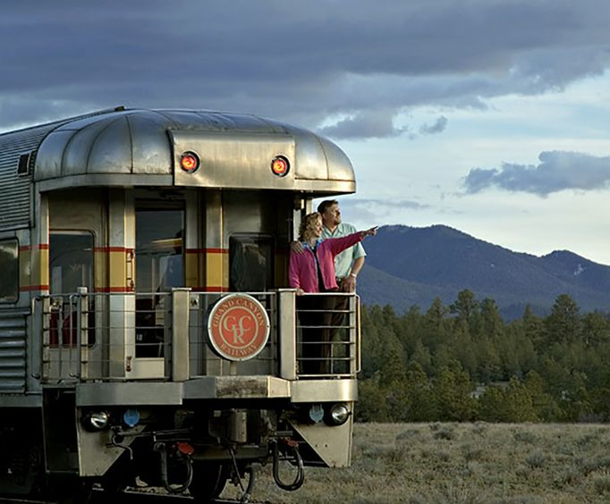 Explore the Southwest by Train