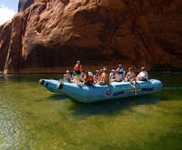 Colorado River Float Trip, Navajo Reservation & Glen Canyon Dam Full Day Tour with Lunch, adventure