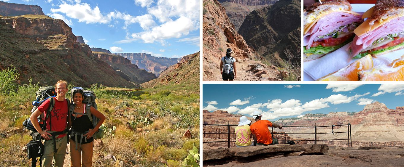 Experience the Grand Canyon Day Hiking Adventure