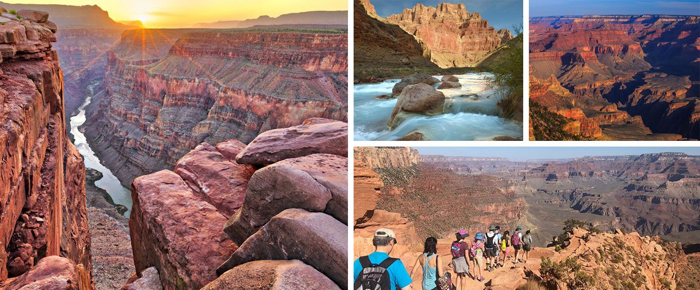 Experience Adventure on the Grand Canyon Ultimate Tour