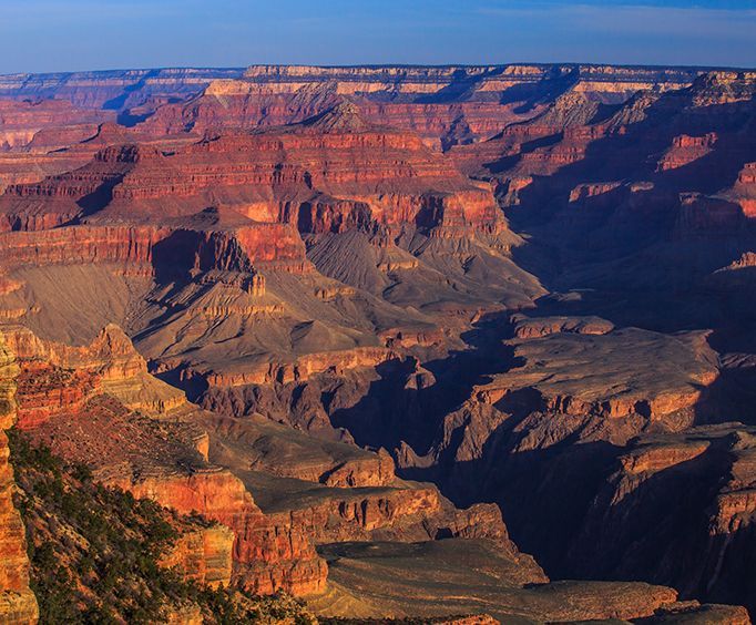 Incredible Views on the Grand Canyon Ultimate Tour