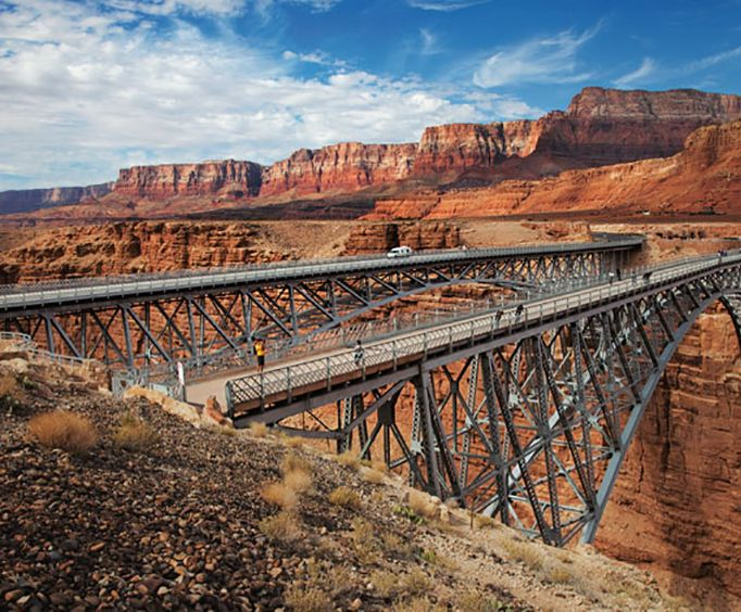 Bridges Across the Grand Canyon
