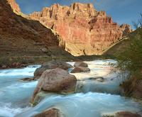Beautiful River at the Grand Canyon Deluxe Tour