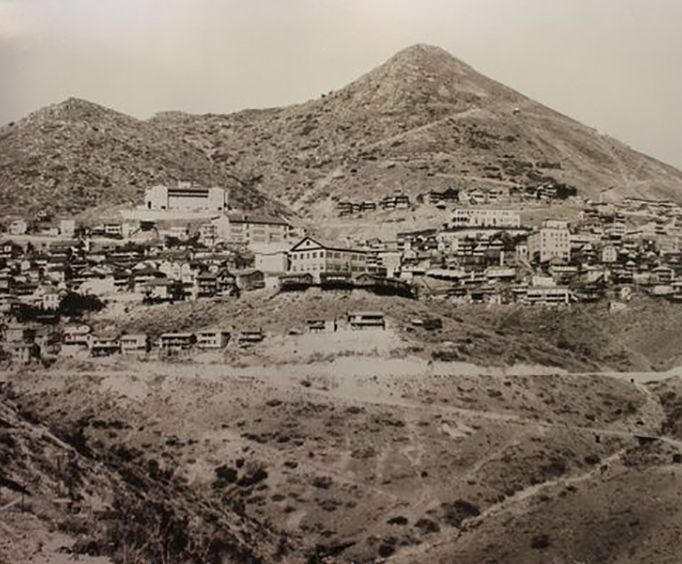 Old Photos of Jerome Arizona