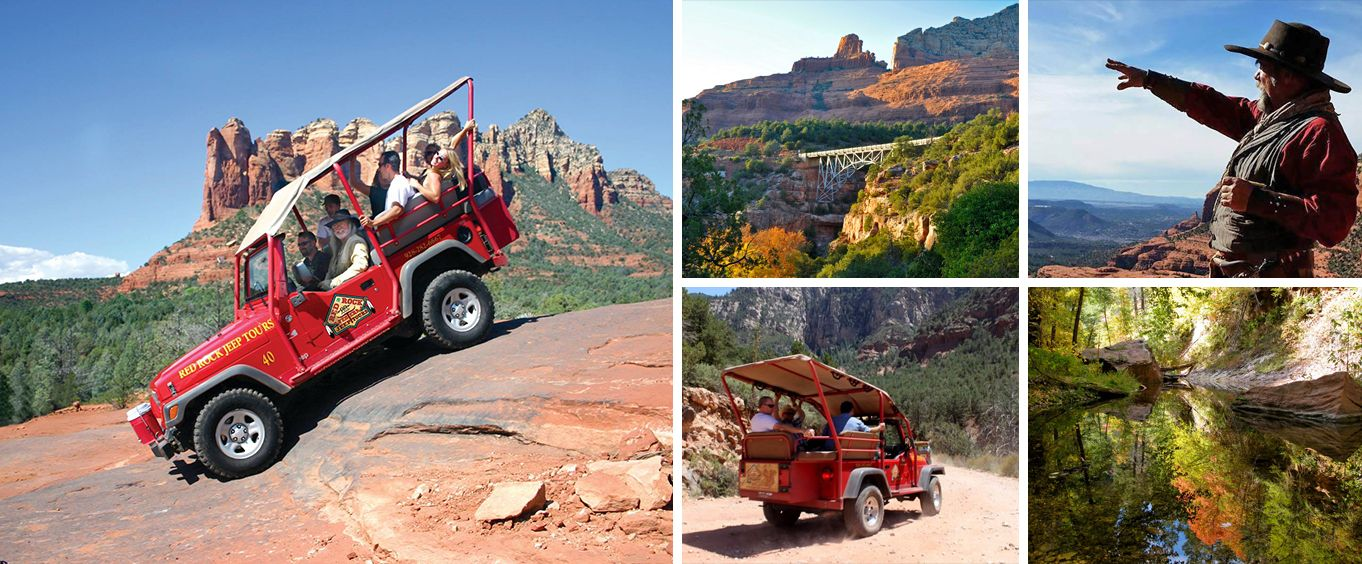 Experience the Old Bear Wallow Jeep Tour