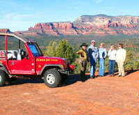 Sedona Overlooks & Cathedral Rock Jeep Tour, cathedral tour
