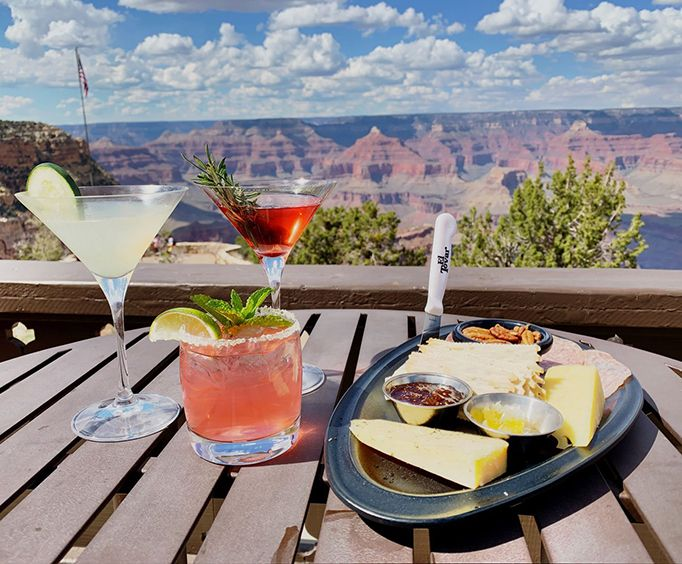 Great Food on the Grand Canyon Deluxe Tour