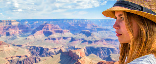 Grand Canyon Sunset Full Day Tour with Buffet Dinner, sightseeing
