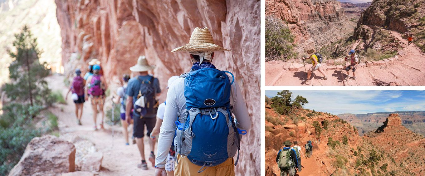 Explore with a Grand Canyon Day Hiking Adventure