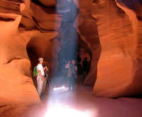 Guided Tour Of Antelope Canyon, Glen Canyon, & Navajo Reservation with Lunch, river