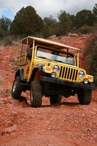 Diamondback Jeep Tour