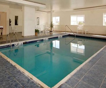 Comfort Inn Brighton Indoor Pool