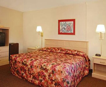 Econo Lodge DeWitt Room Photos