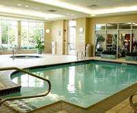Hilton Garden Inn Louisville Airport KY Indoor Swimming Pool