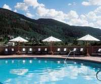 Outdoor Swimming Pool of Vail Cascade Resort & Spa
