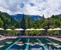 Outdoor Swimming Pool of Westin Riverfront Mountain Villas - Avon