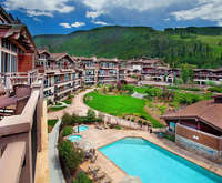 Outdoor Swimming Pool of Manor Vail - Destination Hotels & Resorts
