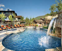 Outdoor Pool at The Lodge at Vail, A RockResort
