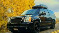 Fall Leaves SUV