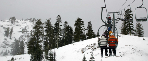 Alpine Meadows - Ski Tahoe North, ski tickets