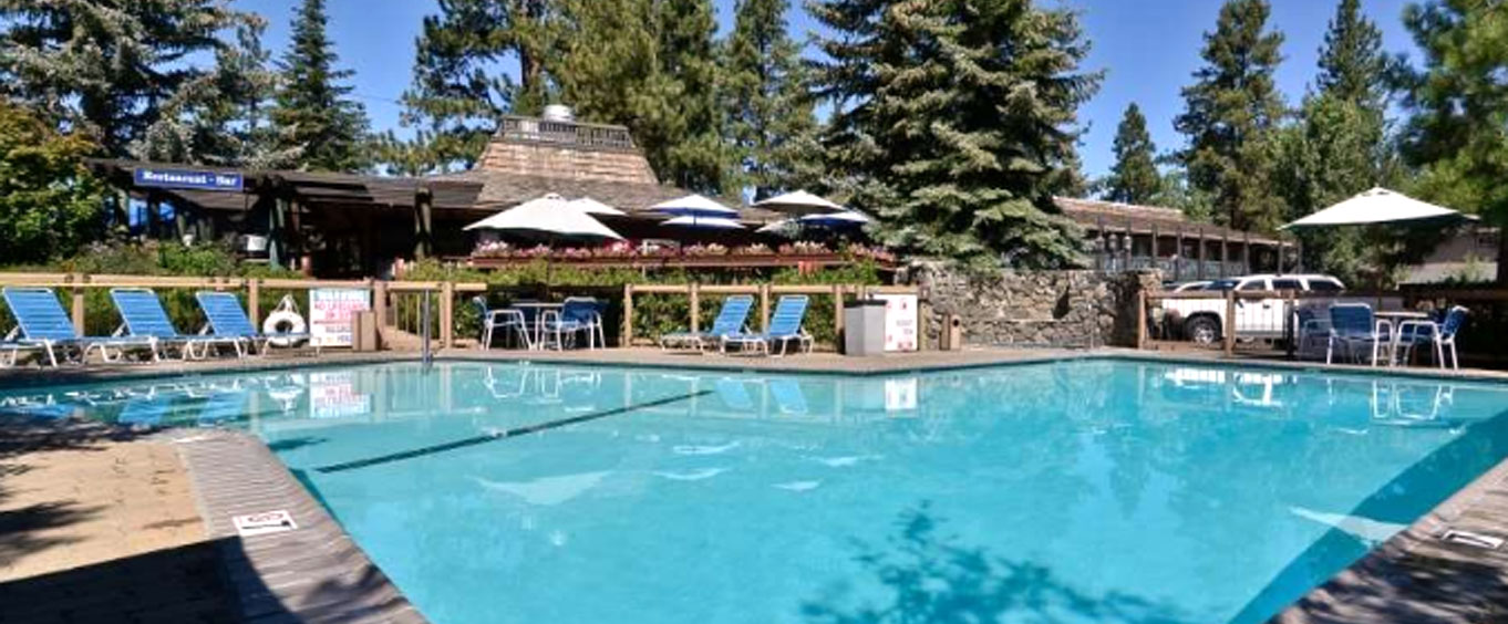 Outdoor Pool at Best Western Plus Station House Inn