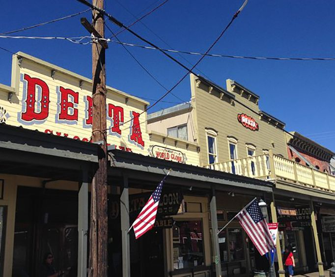 Old Town with the Wild West Tour