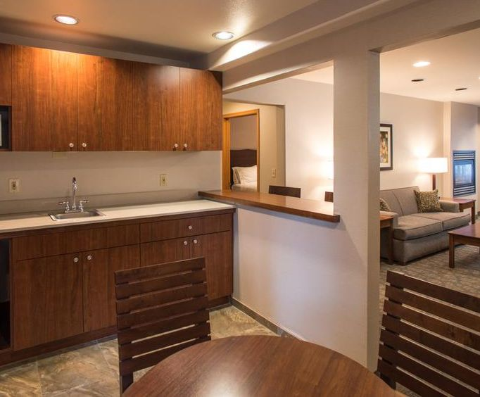 Photo of Holiday Inn Express South Lake Tahoe Kitchenette