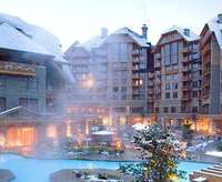 Exterior View of Four Seasons Resort Whistler