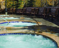 Outdoor Swimming Pool of Marriott's Mountain Valley Lodge at Breckenridge