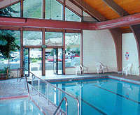 Jackson Hole Lodge Indoor Swimming Pool