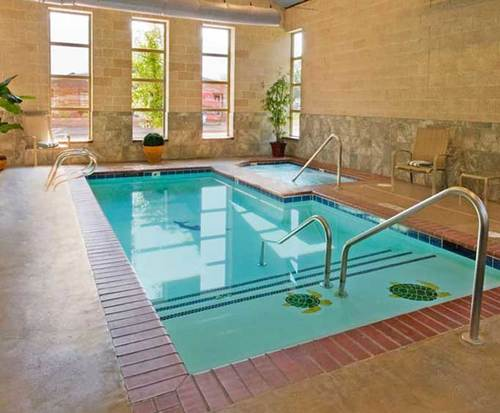 The Lexington at Jackson Hole Hotel & Suites Indoor Pool