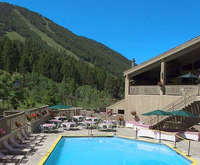 Snow King Resort Hotel View Photo