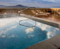 Teton Mountain Lodge & Spa Indoor Swimming Pool