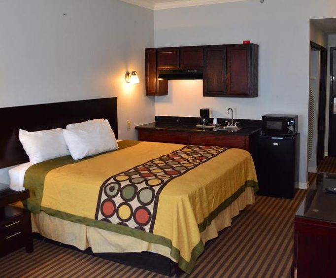 Blue Bay Inn  Suites - South Padre Island Room Photos